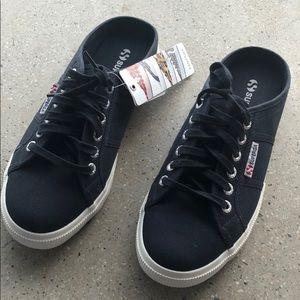 Superga slip on shoes